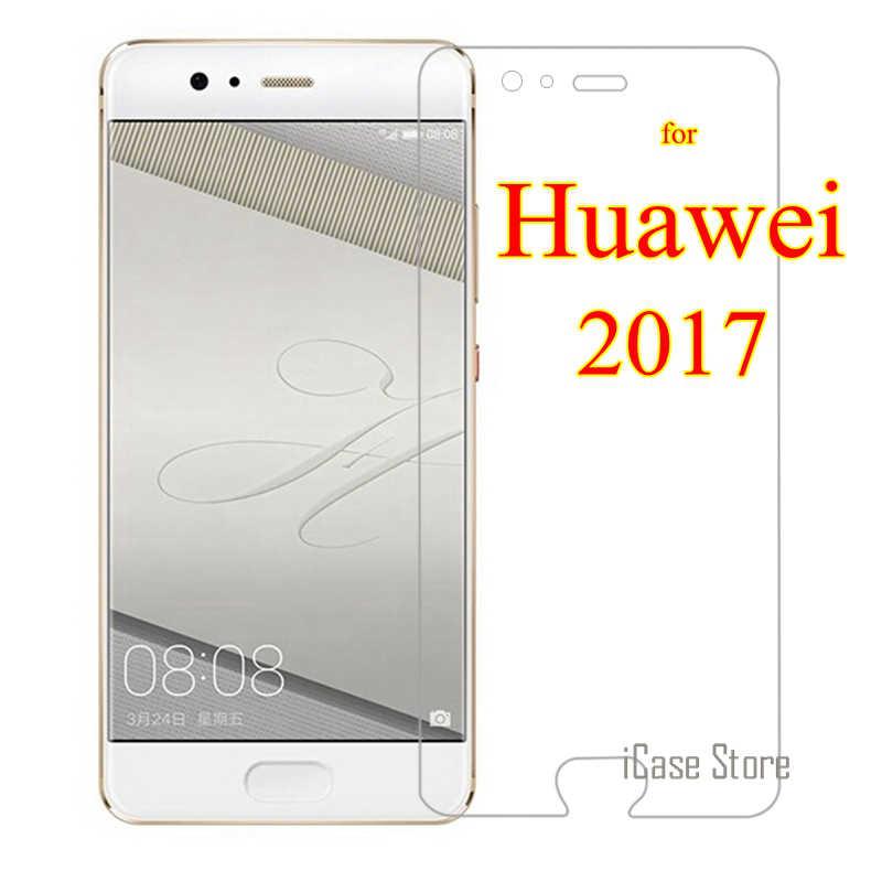 HD וsklo מזג זכוכית עבור huawei p10 לייט בתוספת כבוד V9 כבוד 8 פרו מקרה כיסוי עבור huawei זכוכית p 10 8pro גלאס טלפון 2017