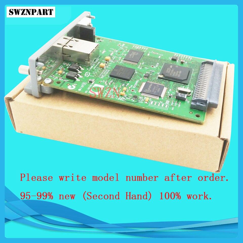 Internal Print Server For HP JETDIRECT 635N J7961G J7961-61031 J7961-61041 P3015 P4014 P4015 M600 M601 M602 M603 M604 M605 M606 цена