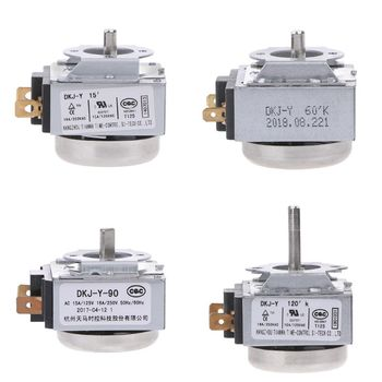 DKJ-Y 15-120 Minutes 15A Delay Timer Switch For Electric Pressure Oven Cooker Drop ship dkj y 60 minutes 15a delay timer switch for electronic microwave pressure oven cooker