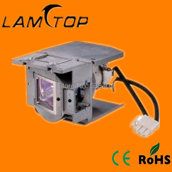 FREE SHIPPING  LAMTOP  180 days warranty  projector lamp with housing  5J.J4R05.001  for  MX813ST+ hot sale lamtop projector lamp with housing fit for 180 days warranty for xr 32s