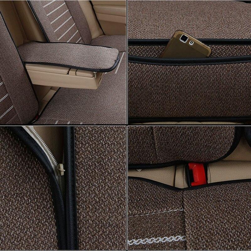 Universal avtomobillər üçün oturacaq örtükləri Nissan Qashqai - Avtomobil daxili aksesuarları - Fotoqrafiya 6