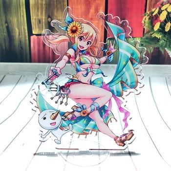 Акриловые аниме фигурки Хвост Феи 2