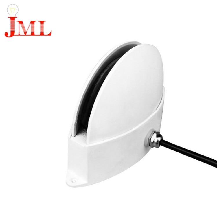 Mini Corridor 360 Degree Creative Waterproof Foot Lamp Recessed Stair Lighting LED 9W LED Window Light