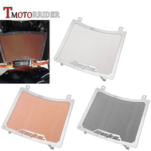 MOTO Aluminum Steel Radiator Guard Grill Cover Water Oil Cooler Bezel Protector Grille for 2012-2016 KTM 690 Duke 2013 2014 2015 clutch cover protection cover water pump cover protector for ktm 350 exc f excf 2012 2013 2014 2015 2016