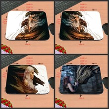 Video games Animal Customized Silicon Anti-slip Gaming Mousepad Pc Rubber Mouse Pad Mat For Optical Mice Trackball Mouse As A Present