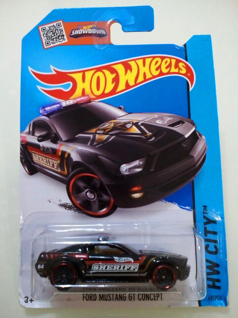 Whole Sale Hot Wheels Ford Series Mustang Muscle Car Kids Car Model