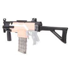 Exquisite High Strength Plastic Mod F10555 3D Printing MP Style Module K Combo 11 Items for Nerf Stryfe Blaster DIY Toys Parts
