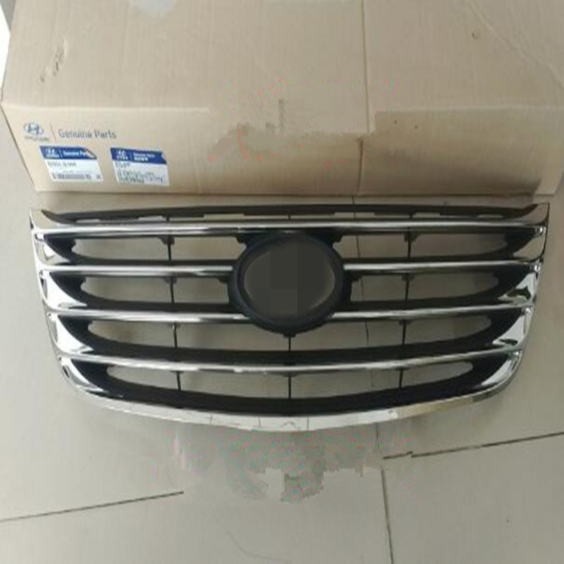 Front middle grille front face electroplated medium grille For Hyundai 06 09 Azera 2.4 2.7 3.3
