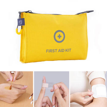 Xiaomi Miaomiaoce Portable EDC First Aid Kit Emergency Survival Bag Medical Rescue Pack Outdoor Travel 1