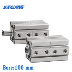 SDAT 100x5x0x10x20x25x30x35x40x45x50 bouble cylinders