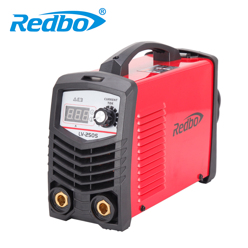 REDBO MMA/ARC-250S  DC Arc Electric Intenter Welding Machine MMA Welder for Welding Working and Electric Working сварочный инвертор redbo intec 165s