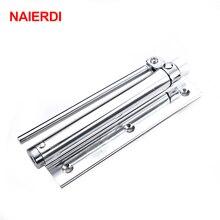 Promo NAIERDI Adjustable 45KG Aluminum Door Closer Light Fire Rated Door Household With Automatic Door Spring Strength Door Weight