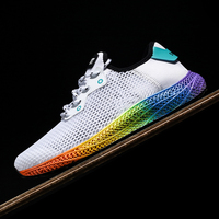 Air Mesh Shoes Men Sneakers Summer Trainers Zapatillas Deportivas Hombre Breathable Running Shoes Women Sport Sapato Masculino