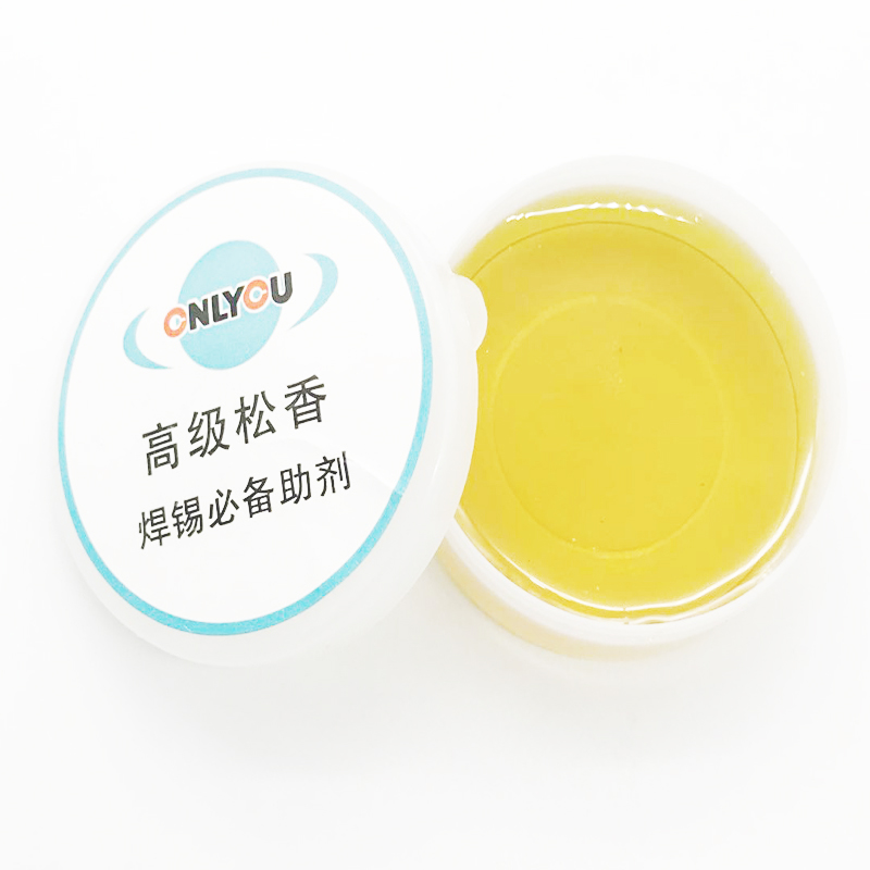 20g Repair Durability Rosin Soldering Flux Paste Solder Welding Grease Cream For Phone PCB Teaching Resources Solid Pure