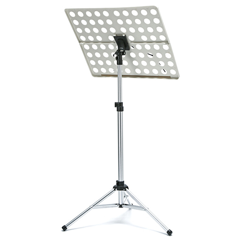 Flanger FL-05R Foldable Music Sheet Tripod Stand Metal Music Stand Holder with Waterproof Carry Bag Guitar Parts & Accessories colourful sheet folding music stand metal tripod stand holder with soft case with carrying bag free shipping wholesales