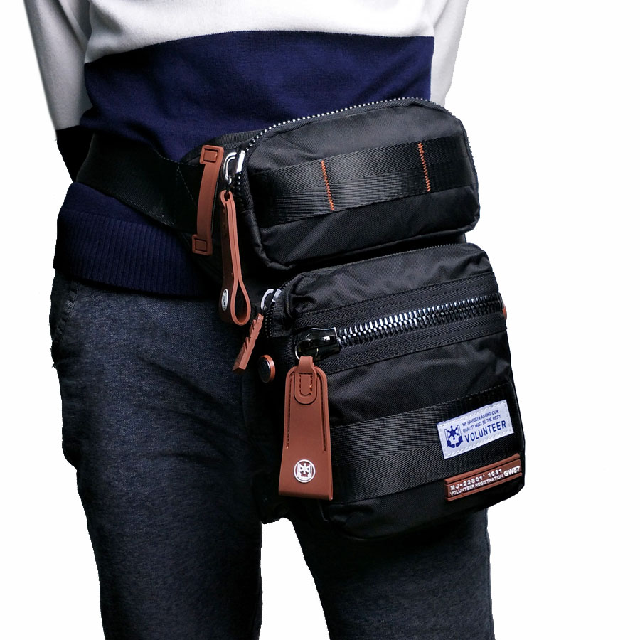 Men Waterproof Oxford Waist Drop Leg Bag Fanny Pack Messenger Shoulder Bag Motorcycle Military Rider Travel New High Quality все цены