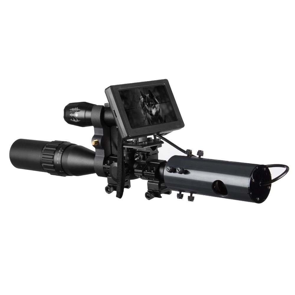 Chasse piège à faune infrarouge led IR Vision nocturne caméras caméras extérieures étanches une torche IR 850nm - 4
