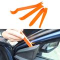 Car-styling 4Pcs Car panel removal Tool for ford focus 2 3 volkswagen Vw Mercedes Toyota Bmw e46 e39 Renaut Opel Skoda Kia Rio