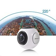 360 Camera 4K Ultra HD Panoramic Action Camera 1080p 3D Fisheye Lens VR Camera WiFi Mini Sports Video Camera Deportiva Kamera