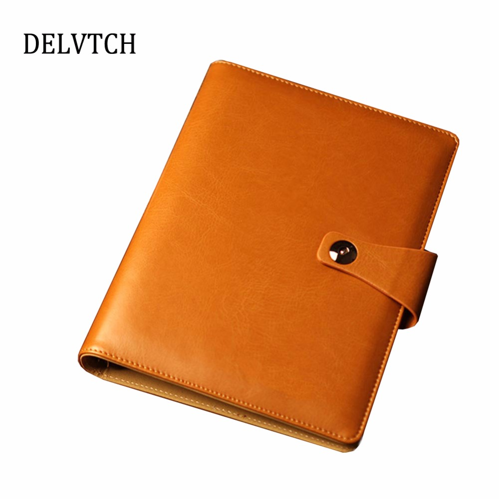 DELVTCH Business Stationery 3colors Office Notebooks Diary Journal Sketchbook Refill Paper Notebook A Diary Gift шланг wester 814 005 пневматический