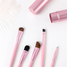 Professional Eye's Makeup Brushes 5 pcs Set