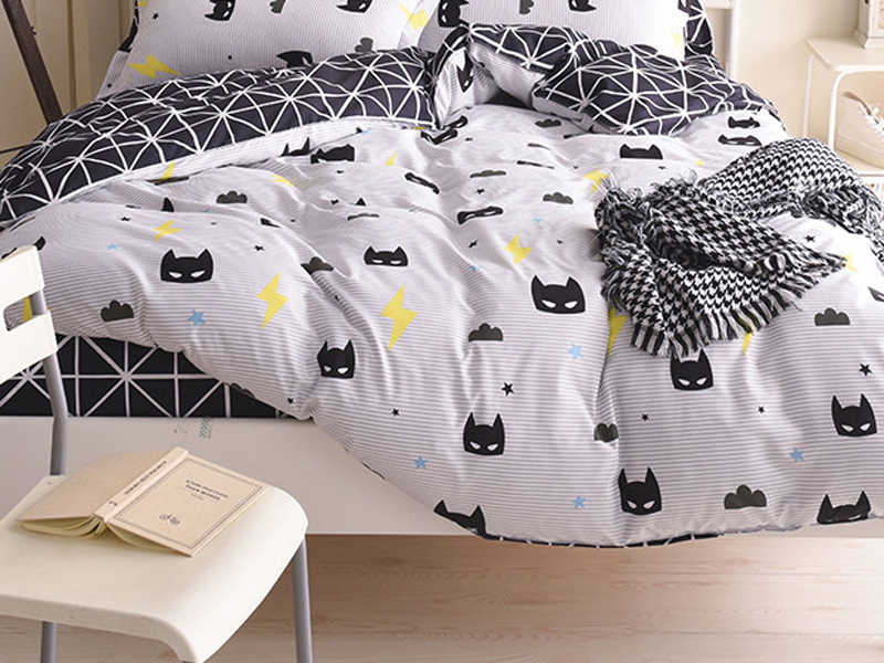 1PCS Cartoon Kids Duvet Cover 140*200 Bedding Quilt Blanket Cover Single Double Queen King Customized 200*200cm