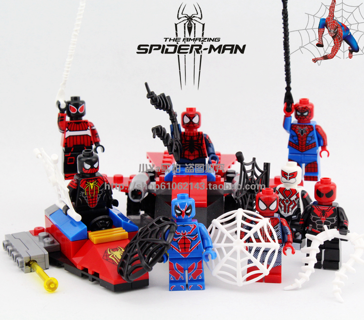 lego spiderman 2017 - photo #11