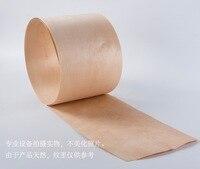 Length 2 5Meters Pcs Thickness 0 5mm Width 18cm Natural Birch Wood Veneer Furniture Cabinet Sticker