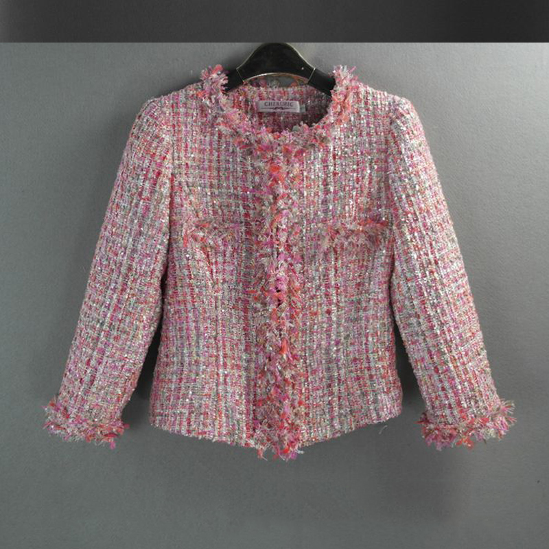 Mandarin Collar Jacket Women S