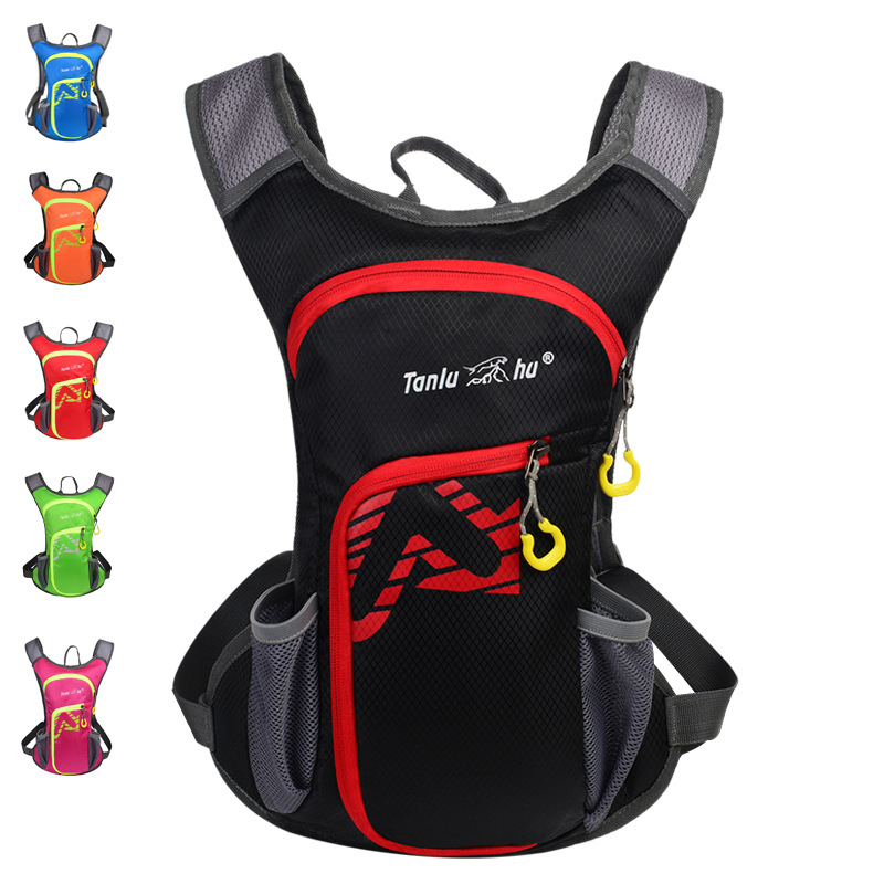 Outdoor Sport Bicycle Backpack Hydration Bag Ultralight Water Bag Breathable For Mountain Bike Cycling Riding Travel Bag