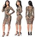 Ethnic Dress Yarn Robe Sexy Short Night Club Kim Kardashian Dress Imported Clothing Women Tunic Boho Dresses Big Sizes