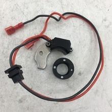 Распределитель шерриберга электронный комплект зажигания для Bosch 034 электронный комплект зажигания JFU4 для VW BMW Golf 1,5 1975-84 0231170034