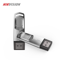 HIKVISION 2019 USB flash drive Pendrive Fingerprint Encrypted U disk USB 3.0 stick 32GB 64GB For Laptop Desktop business