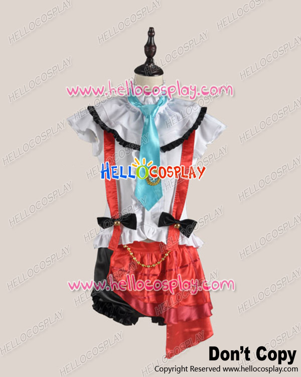 Love Live School Idol Project Field Of View Cosplay Eri Ayase Costume H008
