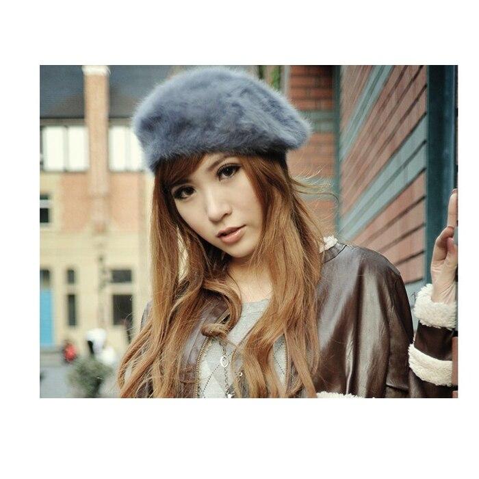 Nova Marca Boina chapéu gorro para as mulheres de Moda de Nova venda quente gorros  feminino 5386ff9681f