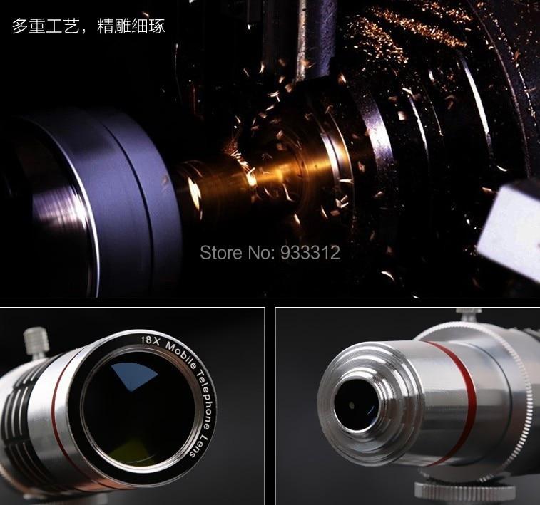 Камераның өзіндік жиынтығы: 18x - Камера және фотосурет - фото 5
