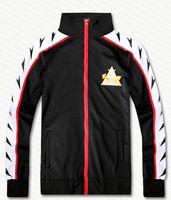 Iwatobi Club Rin Matsuoka Deluxe Edition Uniform Jacket school uniforms Coat Suit Cosplay Costume Samezuka Academy Logo