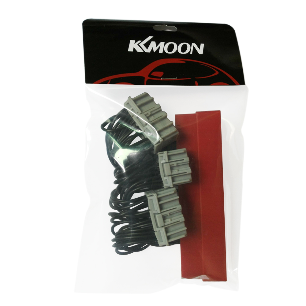 KKmoon OBD2B to OBD1 Replace ECU Jumper Conversion Harness Adapter for Honda Acura(China)