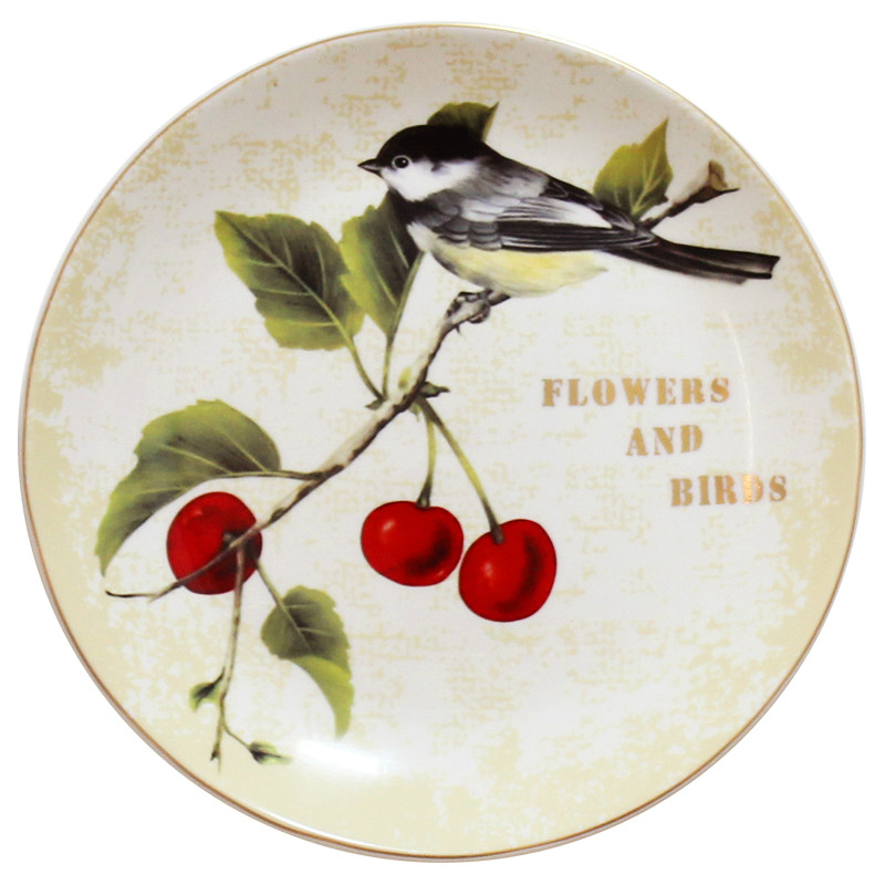 Aliexpress.com  Buy Modern European Style Home Hotel Decor Ceramic Wall Hanging Birds Pattern Decorative Dish Plates Wedding Gifts from Reliable gift gifts ...  sc 1 st  AliExpress.com & Aliexpress.com : Buy Modern European Style Home Hotel Decor Ceramic ...