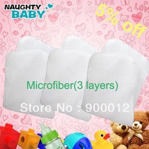 Image 2 - Couches en microfibre pour bébé