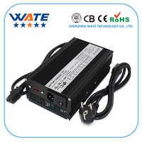 WATE 50.4 V 10A chargeur Li ion chargeur de batterie 12 S 44.4 V pour e bike vélo Scooter fauteuil roulant