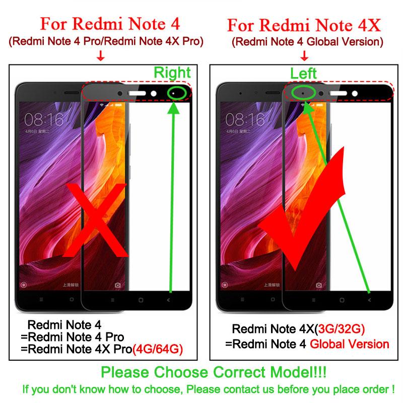 6D en vidrio para Xiaomi 2