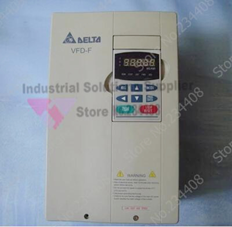 New Original Delta Inverter VFD150F43A 380V 15KW Ventilation Fan Water Pump vfd110cp43b 21 delta vfd cp2000 vfd inverter frequency converter 11kw 15hp 3ph ac380 480v 600hz fan and water pump