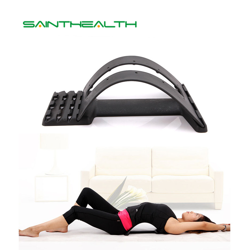 Back Massage Magic Stretcher Fitness Equipment Stretch Relax Mate Stretcher Lumbar Support Spine Pain Relief Chiropractic hot selling back massage stretcher stretching magic lumbar support waist neck relax mate device spine