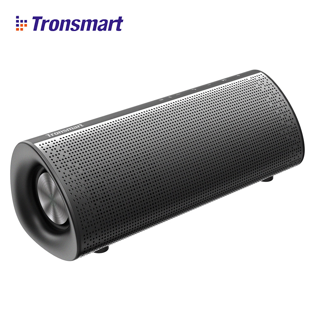 Tronsmart Element Pixie Bluetooth Speaker TWS Soundbar Portable Speaker Subwoofer Speakers Double Passive 20W Wireless Speaker
