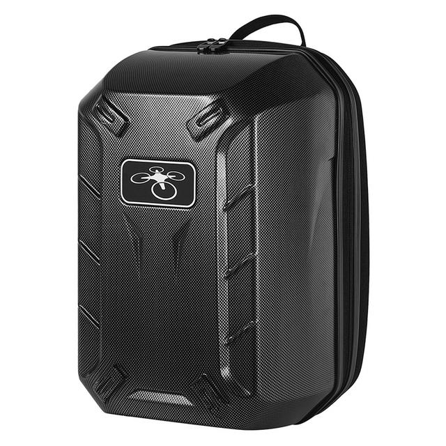 Phantom 3 phantom 4 Compartido caja de cáscara dura mochila impermeable bolsa De Presión para DJI Quadcopter