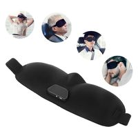 Eye Mask Anti Snore Smart Sleeping Stopper Aid Shade Cover Rest Relax Blindfold Eyepatch APP Control Soft sleep mask