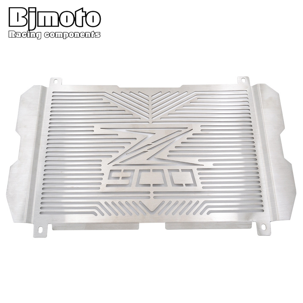 RG KA009 Motocross Accessories For Kawasaki Z900 Z 900 2017 Motorcycle Radiator Guard Protector Grille Grill