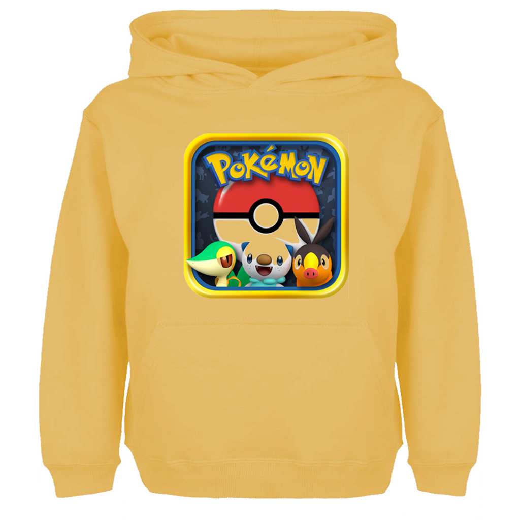 Pokemon Go Pokeball Tsutarja Pokabu Mijumaru Hip Hop Hoodie Men Women Boy Girl Cartoon Casual Sweatshirt Cotton Hooded Jackets