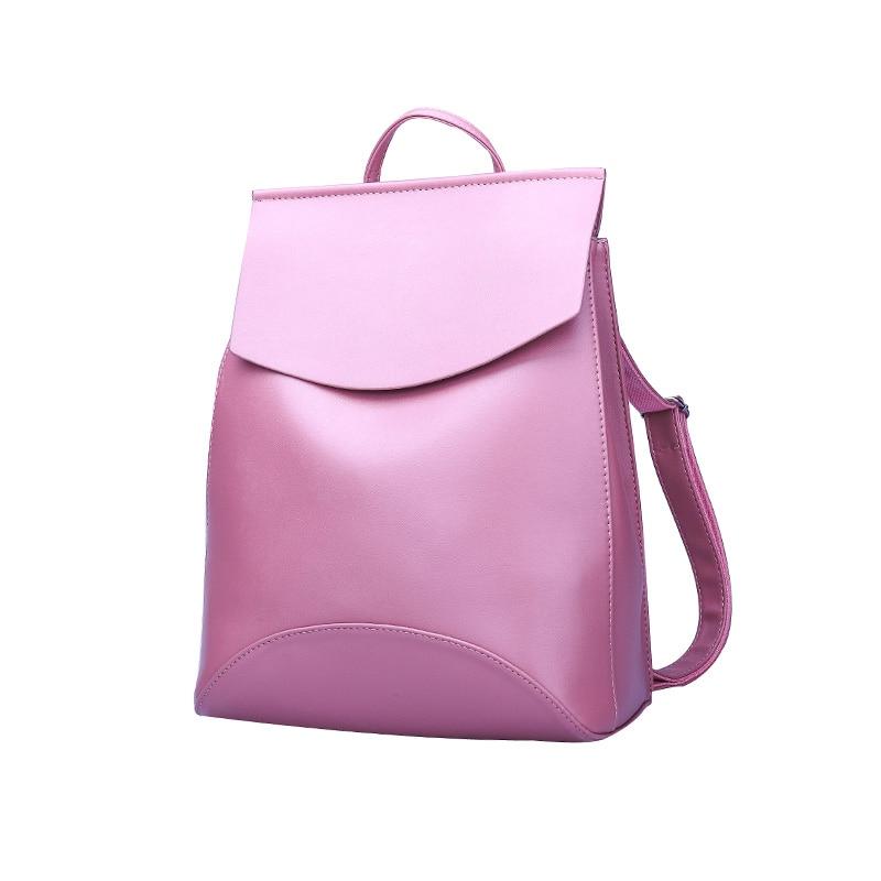 HTB1cySvfASWBuNjSszdq6zeSpXao Fashion Women Backpack High Quality Youth Leather Backpacks for Teenage Girls Female School Shoulder Bag Bagpack mochila